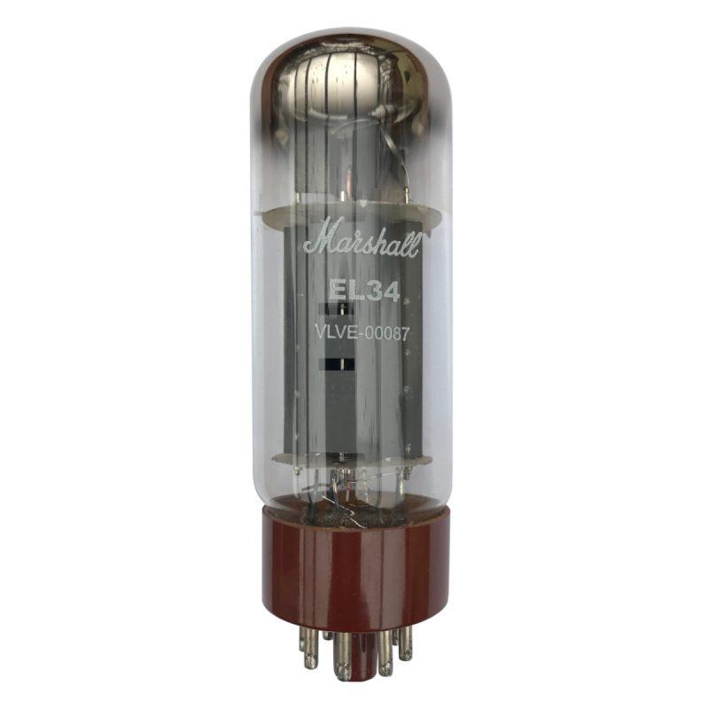 Marshall EL34 (6CA7) Power Valve (tube) – New Tested (1 X EL34)
