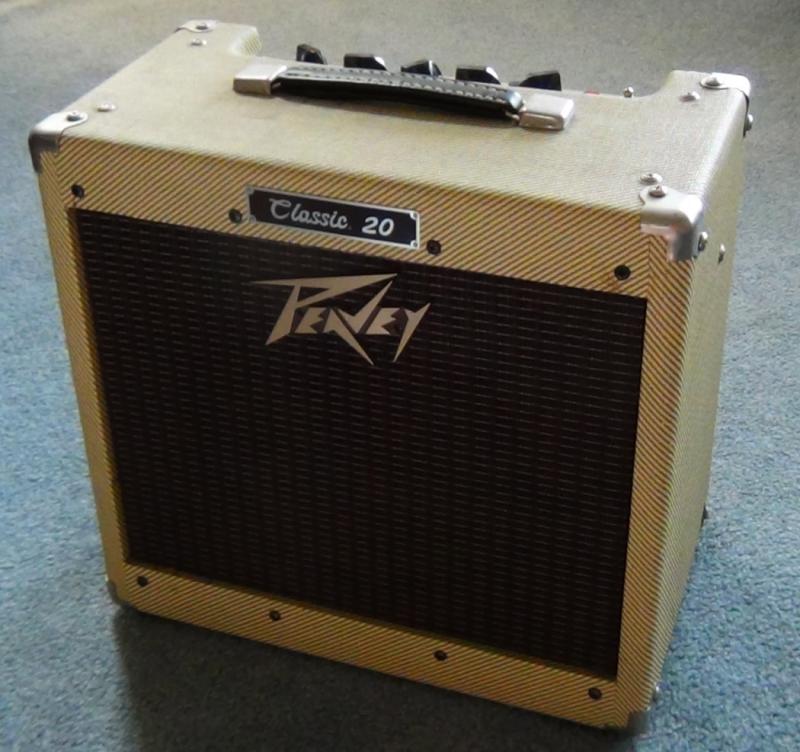 Peavey Classic 20 amplifier