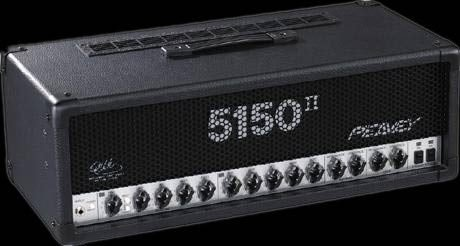 peavey 5150 guitar amp-head
