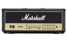Marshall JVM205H 50 Watt Amp Head