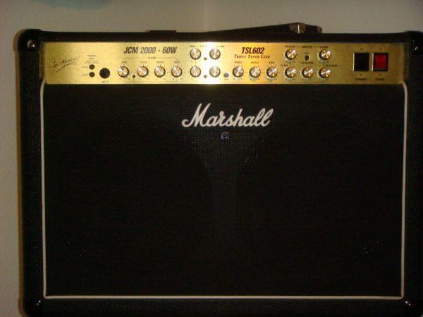 Marshall JCM2000 TSL602