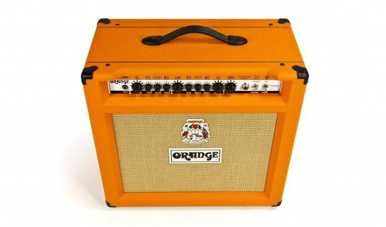 Valves For Orange Rockerverb 50 amplifier
