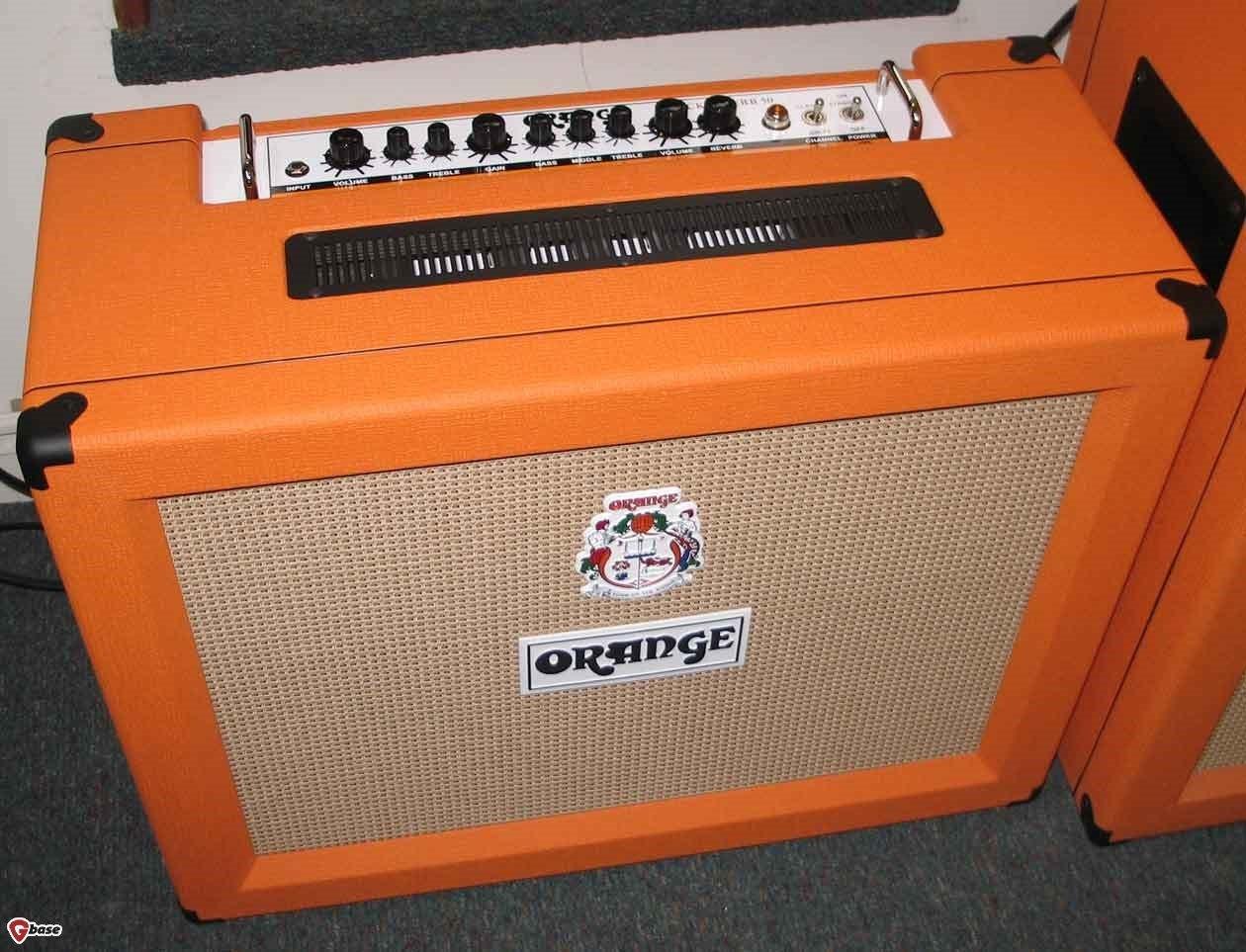 Orange rocker 30 amplifier