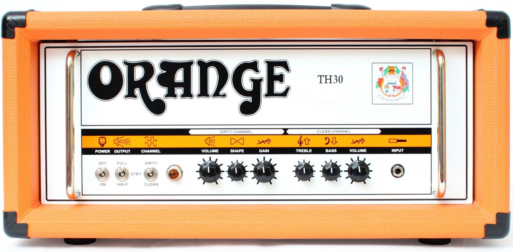 Orange TH30 amplifier