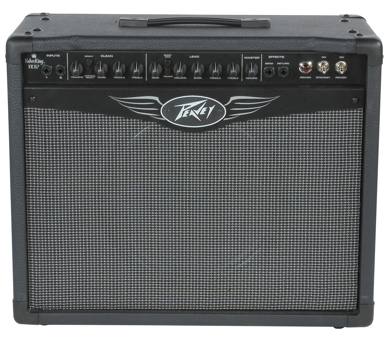 Valves For Peavey Valveking 112 amplifier
