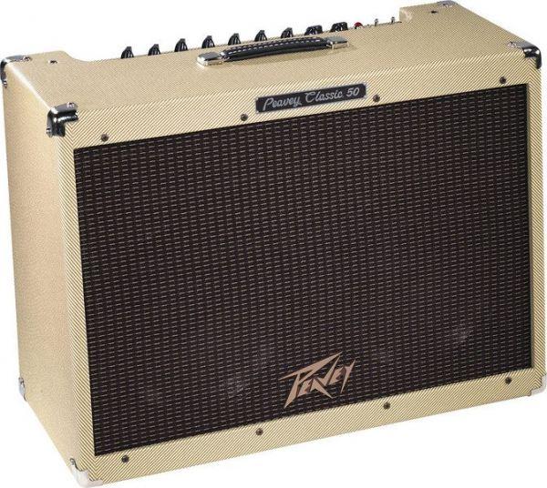 Valves For Peavey Classic 50 Amplifier