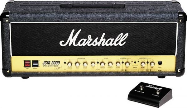 How to Bias a Marshall JCM2000 DSL 100W Guitar Amplifier