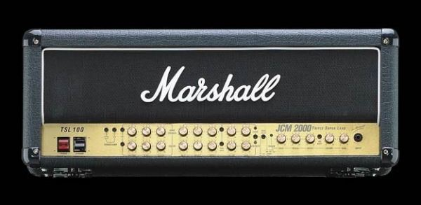 marshall jcm 2000 tsl100