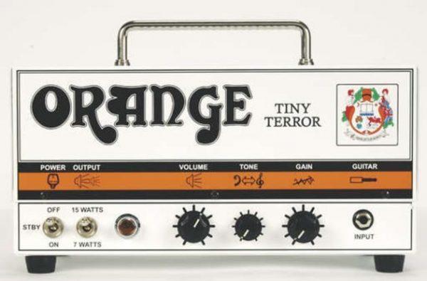 Orange Tiny Terror TT15H