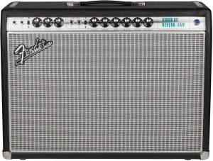 Tubes for Fender 68 custom vibrolux reverb