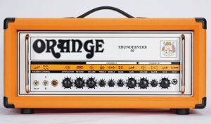 Replacement tube set for Orange Thunderverb 50 Amplifier
