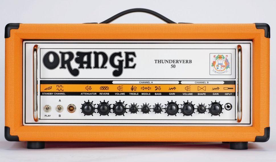 Orange Thunderverb 50