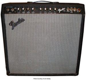 Fender 75 Guitar Amplifier
