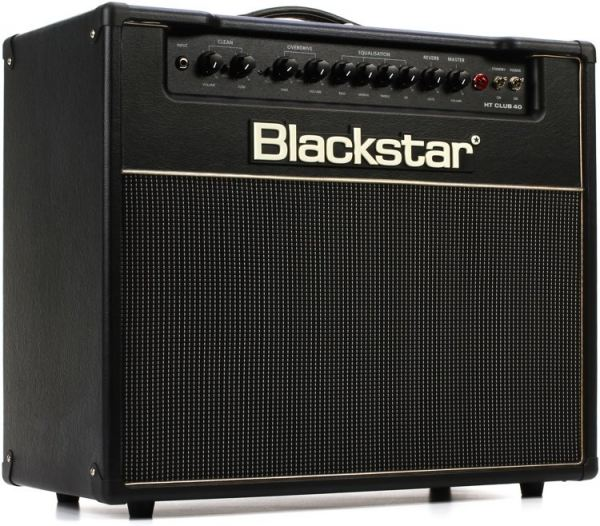 best valves for Blackstar HT Club 40 amplifier
