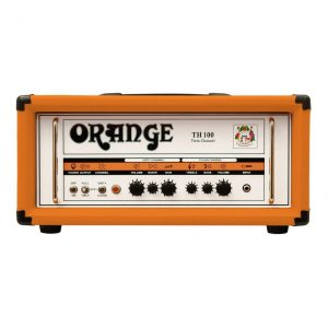 best valves for orange TH100 amplifiers