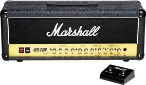 Replacement valve kit for Marshall JCM 2000 DSL 50 amplifier