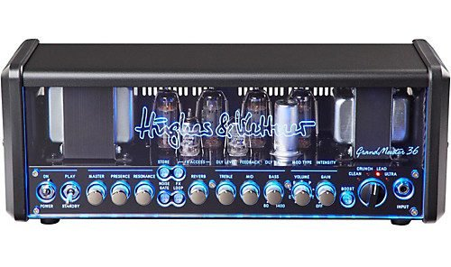 Replacement valve kit for Hughes and Kettner GrandMeister 36