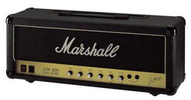 Marshall JCM800 Amplifiers