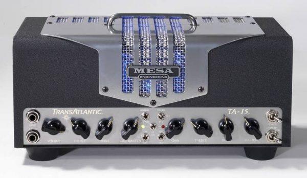 Mesa Boogie Transatlantic TA-15.