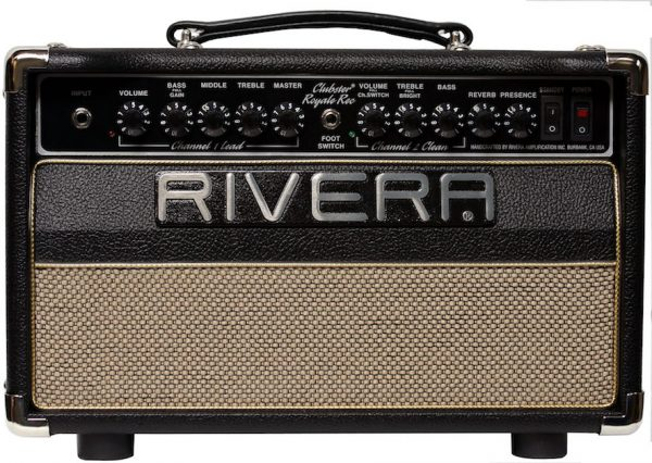 Rivera Clubster Royale Recording Top