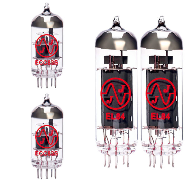 Best Replacement JJ Valve Kit for Marshall 2061X amplifier