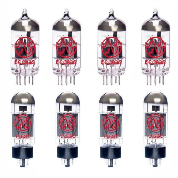 Replacement valve kit for Soldano Hot Rod 100 Avenger amplifier