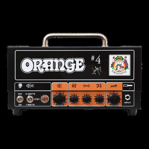 Replacement Valve Kit for Orange Signature 4 Jim Root Terror Amplifier