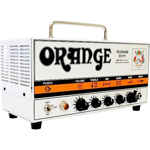 Valves for Orange Terror Bass 1000