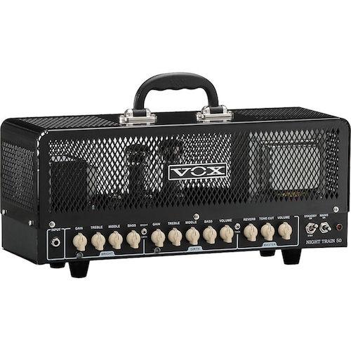 Valves for Vox NT50H-G2