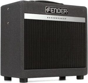 Tubes for Fender Bassbreaker 007