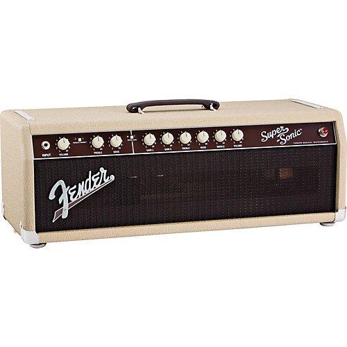 Valves for Fender Super-Sonic 60 Head