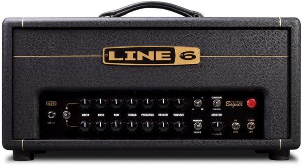 Valves for Line 6 DT25 Head