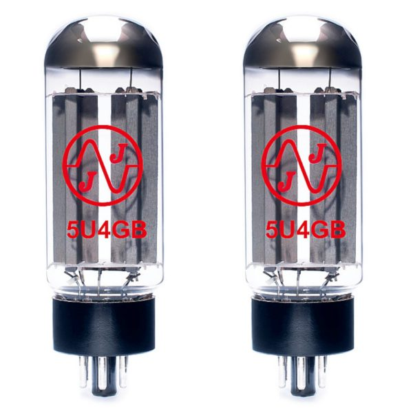 2 X 5U4GB Rectifier Valves