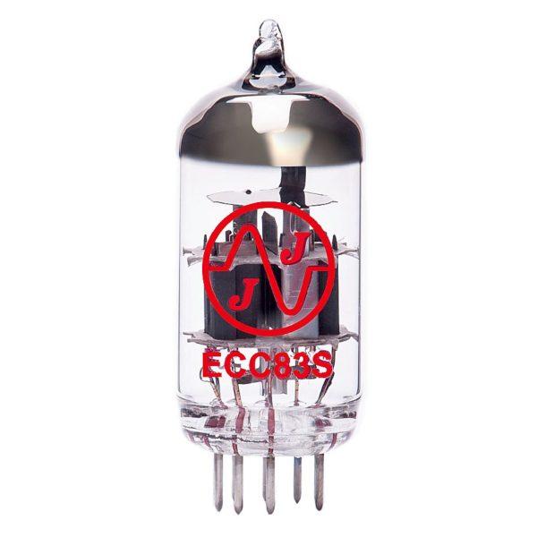 Balanced ECC83s Valve