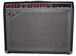 """Fender Twin Red Knob """"The Twin"""" (1987 - 1994)"""