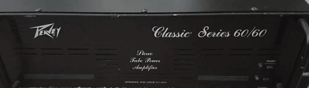 valves for Peavey Classic 60/60