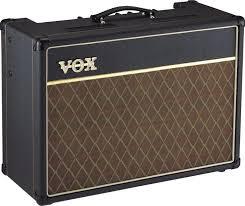 Valves for Vox AC15 CC1
