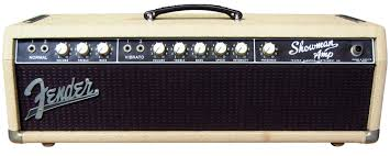 How to bias a Fender Showman 1960s