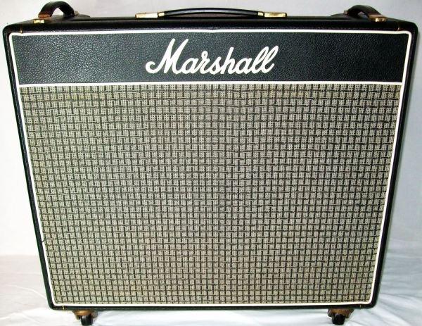 Valves for Marshall Artiste 2040