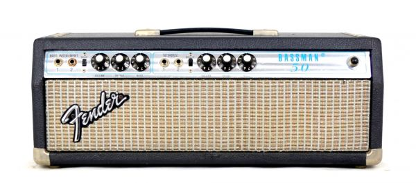 best valves for Fender Bassman 50 amplifier