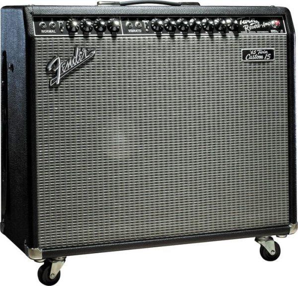Fender 65 Twin Custom 15