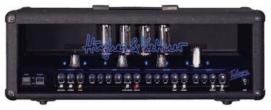 Valves for Hughes and Kettner Trilogy amplifier