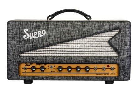 Best valves for Supro 1699RH Statesman amplifier