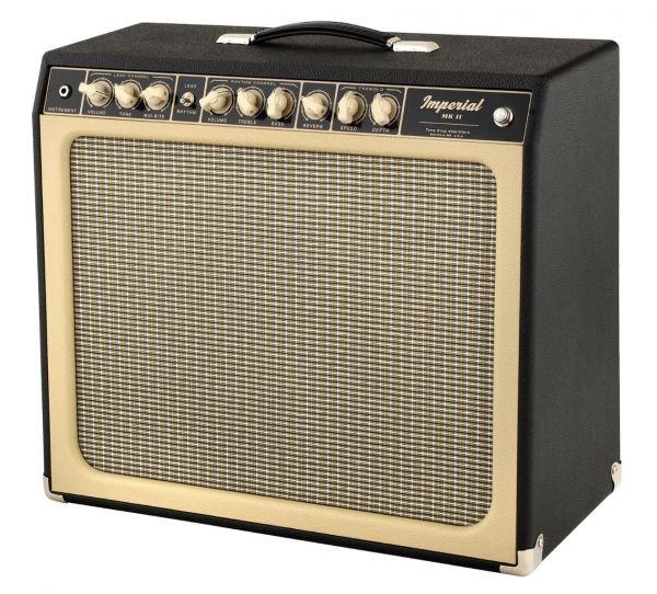 Best valves for Tone King Imperial Mark 2 amplifier