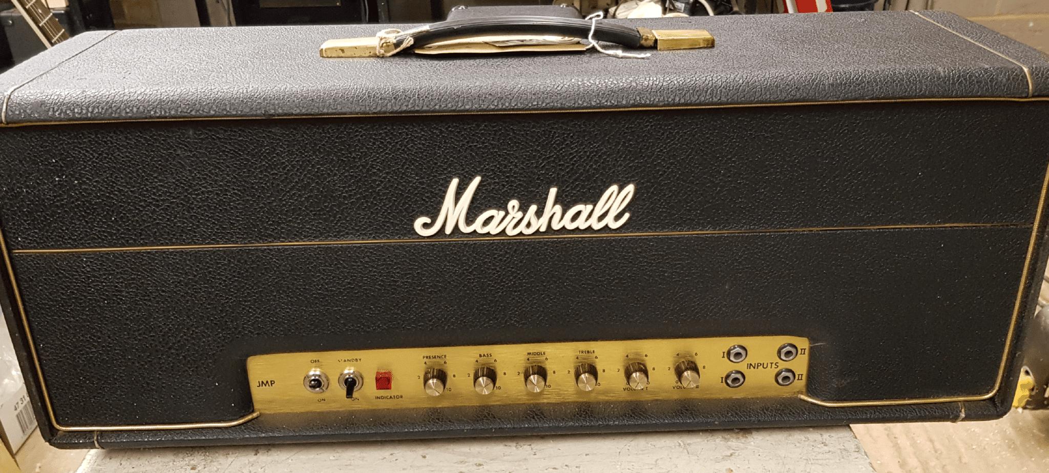 best valves for Marshall-JMP 1986 50w Bass amplifier