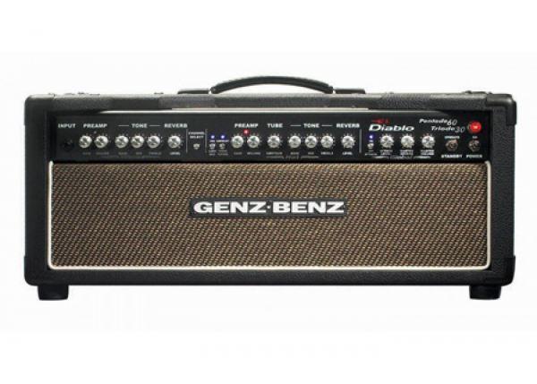 Valves For Genz Benz El Diablo 60 Amplifier