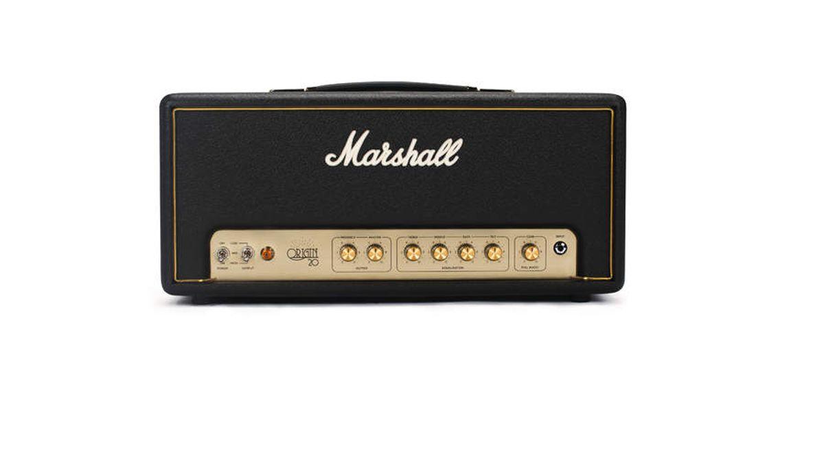 Valves For Marshall Origin 20H Amplifier Head