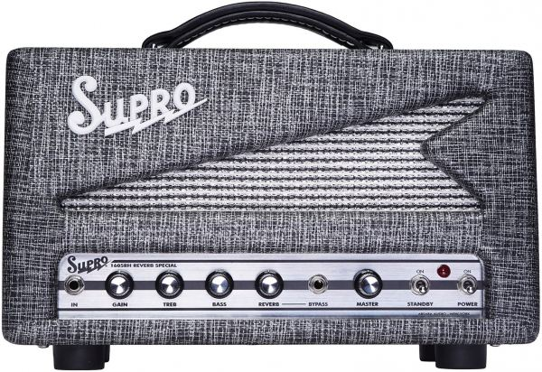 Best Tubes For Supro 1605rh Amplifier