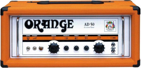 Orange AD50 Custom Shop
