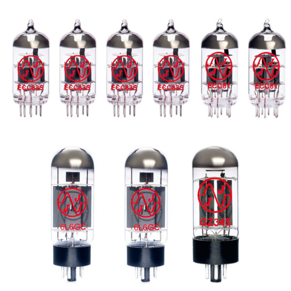 Best Replacement valve Kit for Fender Pro Reverb 1965-74